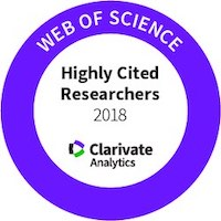 Highly Cited Researcher badge